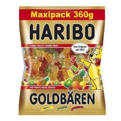 Haribo Goldbaren Żelki 360g, 4001686300404
