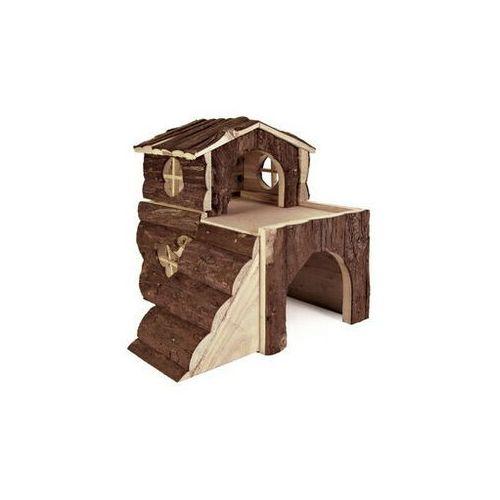 Domek drewniany dla chomika bjork Dostawa GRATIS od 99 zł + super okazje (4011905061764)