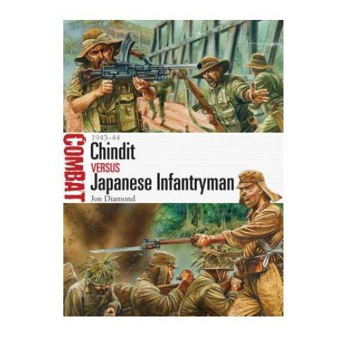 Chindit Vs Japanese Infantryman - 1943 - 44, Diamond, Jon