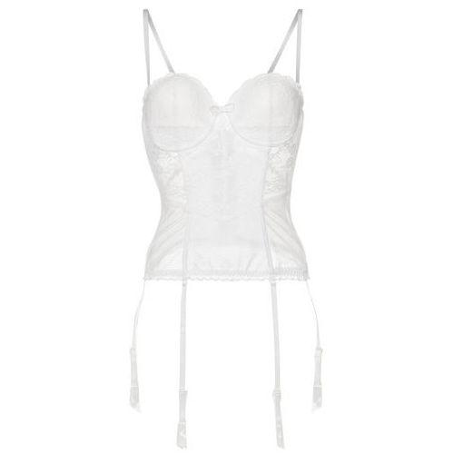 Passionata LOVE MOOD Gorset white, materiał poliamid  elastan, biały