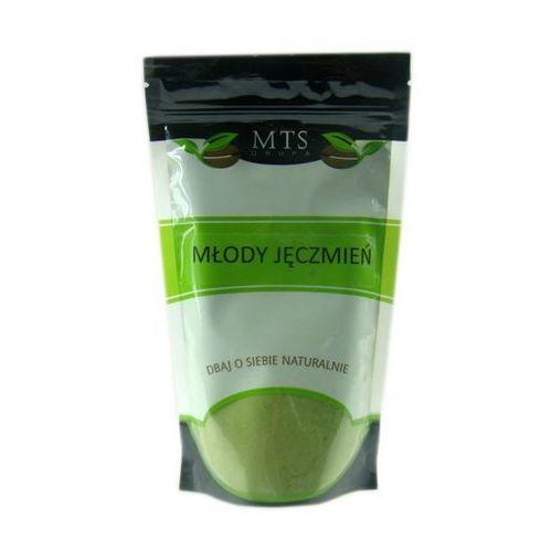 Kapsułki Młody zielony jęczmień /MTS/ 1kg