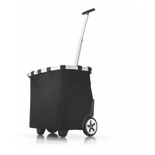 Wózek na zakupy Reisenthel Carrycruiser 40l, black z kategorii wózki na zakupy