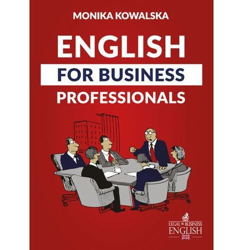 English for Business Professionals - wyprzedaż (2016)