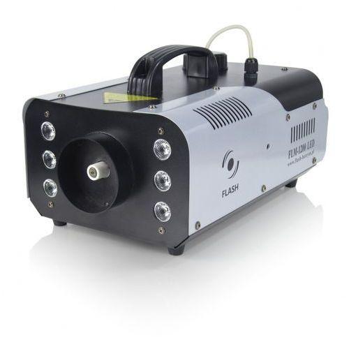 Flash flm-1200 + led 3w1 wytwornica dymu - outlet marki Flash-butrym