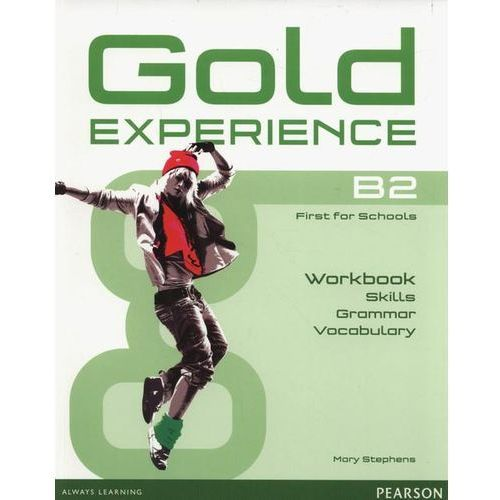 Gold Experience Language And Skills Workbook B2, PEARSON