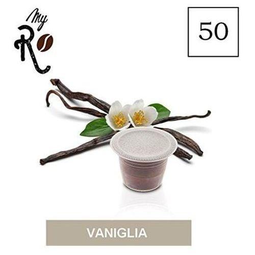 Vaniglia (kawa aromatyzowana) kapsułki do nespresso – 50 kapsułek marki Nespresso kapsułki