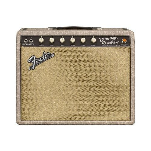 FENDER 65 PRINCETON FAWN GREENBACK LIMITED EDITION