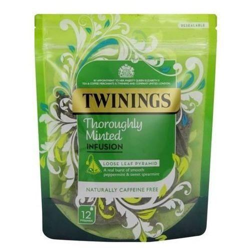 Twinings thoroughly minted 12 piramidek