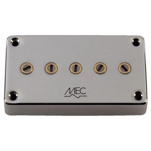 MEC Star Bass II 5 string PU, passive, Neck, chromowany przetwornik gitarowy