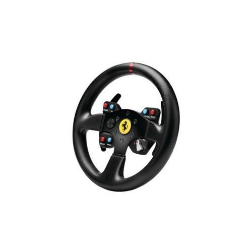 Nakładka na kierownicę ferrari gte wheel add-on do pc/ps3 marki Thrustmaster