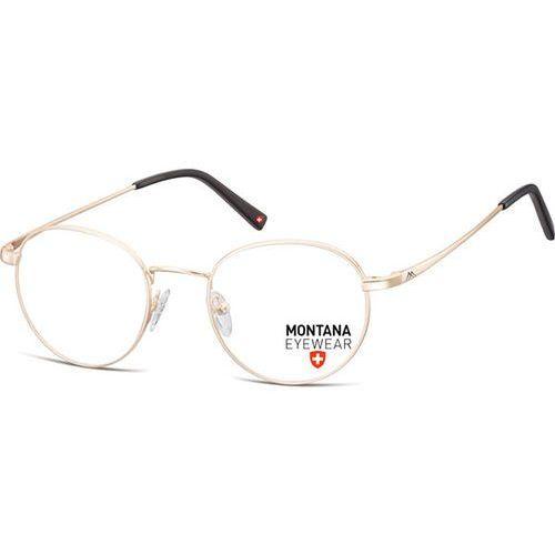 Okulary Korekcyjne Montana Collection By SBG MM609 B