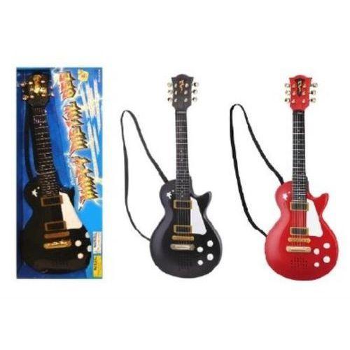 Gitara rockowa ze strunami - DARMOWA DOSTAWA OD 199 ZŁ!!! (5907791562883)