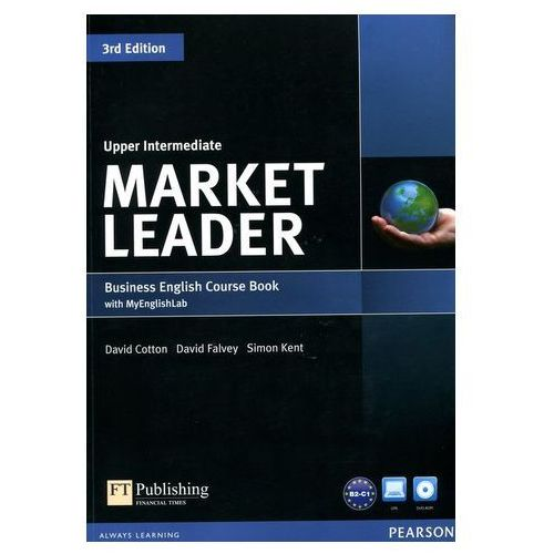 Market Leader 3Ed Uppr-Intermed SB +DVD +MyEng Cotton David, Falvey David, Kent Simon