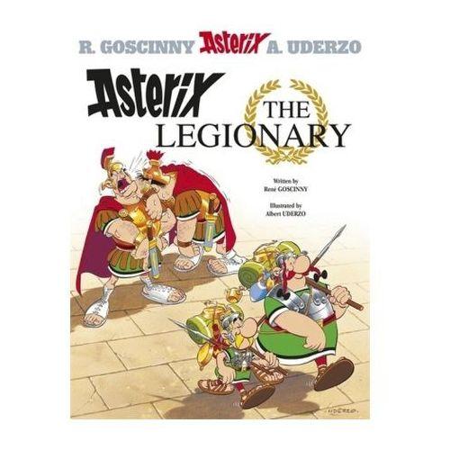 Asterix & the Legionary (b.#10) (9780752866215)