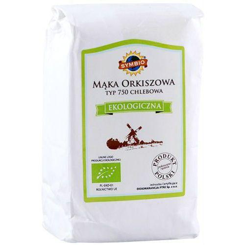 Symbio Mąka orkiszowa typ 750 chlebowa bio 1kg