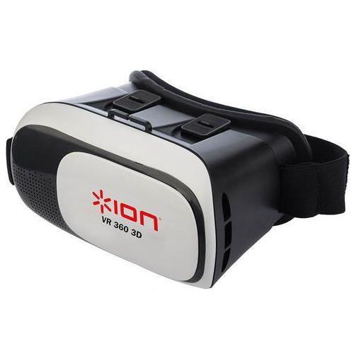 ION VR 360 3D - gogle wirtualnej rzeczywistości VR 360 3D | Zapłać po 30 dniach | Gwarancja 2-lata (0812715019297)