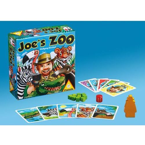 Piatnik Joe's zoo (9001890609091)