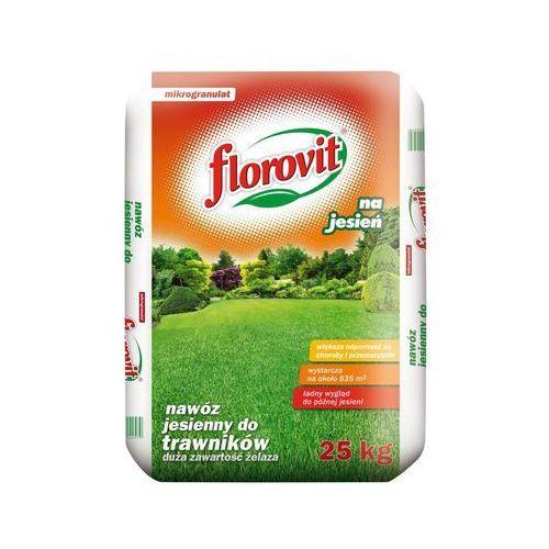 Nawóz do trawnika JESIENNY 25 kg FLOROVIT (5900861242579)