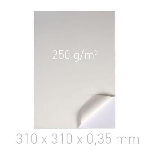 O.DSA Cardboard 310 x 310 x 0,35 mm - 250 g/m2 - 100 sztuk