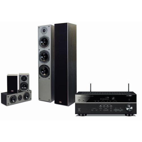 Yamaha Kino domowe rxv485b + falcon ht500 czarny