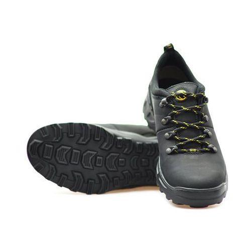Półbuty Lesta 053-3512-9-1096 Czarne, kolor czarny