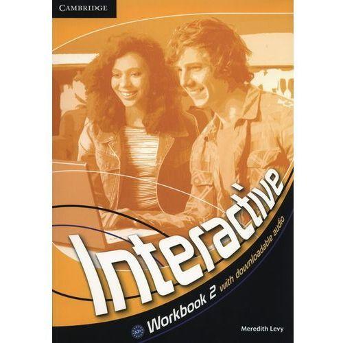 Interactive 2 Workbook with Downloadable Audio Cambridge (9780521712156)