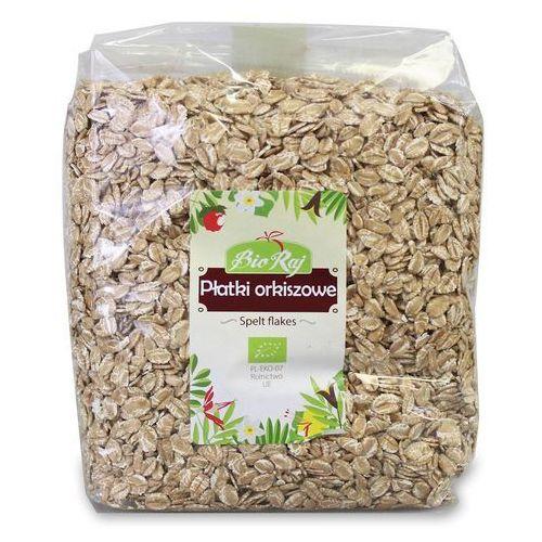 Płatki Orkiszowe BIO 1 kg Bio Raj (5907738152764)