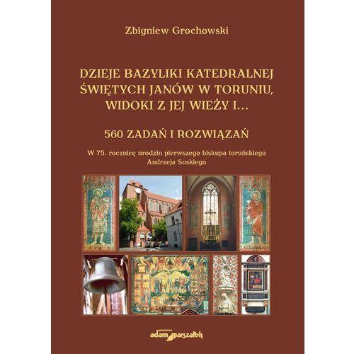 Dzieje bazyliki katedralnej świętych Janów w Toruniu widoki z jej wieży i...560 zadań i rozwiązań (2016)