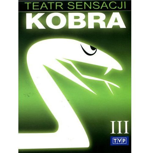 Kobra iii kolekcja marki Telewizja polska