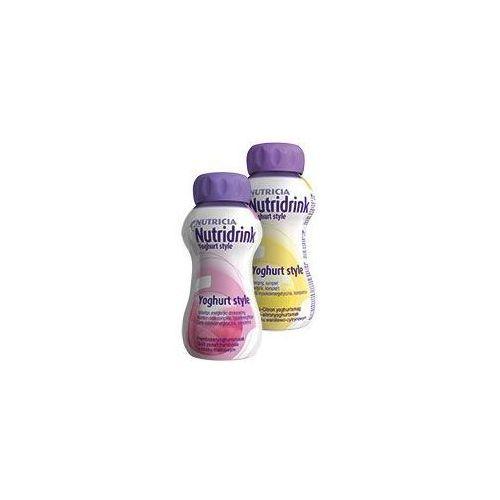 NUTRIDRINK Jogurt Style waniliowo-cytrynowy 200ml (artykuł z kategorii Witaminy i minerały)