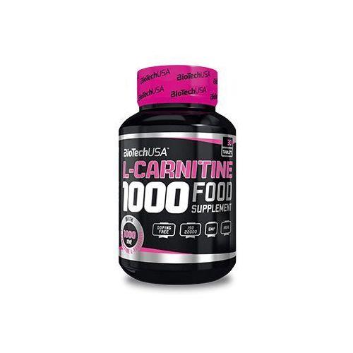 BIOTECH USA L-Carnitine 1000 mg 30 tabl. 214174