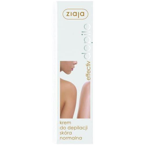 ZIAJA depile effectiv depile krem do depilacji skóra normalna 100 ml, Producent niezdefiniowany