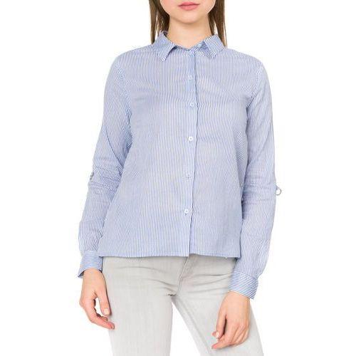 koszula niebieski biały 36, Tom tailor