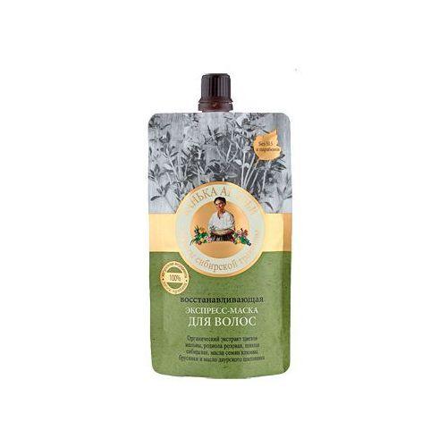 Pierwoje reszenie, rosja Babuszka agafia maska ekspresowa regenerująca do włosów (łaźnia agafii) 100ml