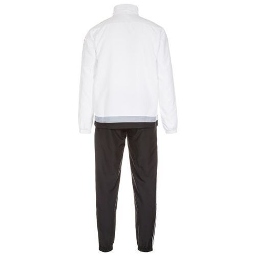 adidas Performance TIRO 15 Dres white/light grey/black - produkt z kategorii- dresy męskie komplety