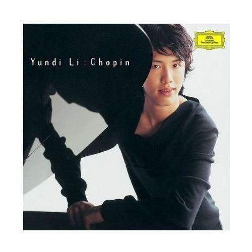Universal music / deutsche grammophon Chopin (digipack) - fryderyk chopin, yundi li (płyta cd)