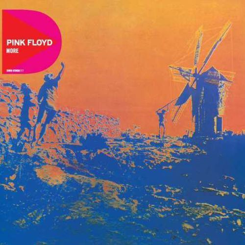 Warner music group Pink floyd - music from the more [cd]