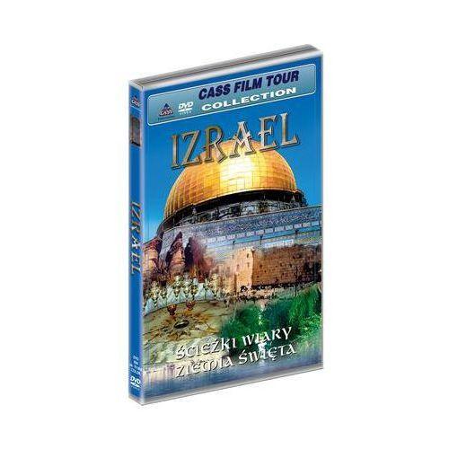 Film DVD Izrael. Ścieżki wiary - Ziemia święta
