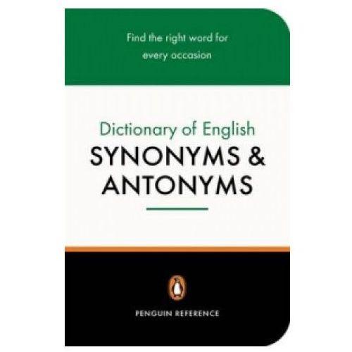 Dictionary of English Synonyms And Antonyms, oprawa miękka