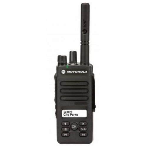 Motorola Radiotelefon dp2600e vhf