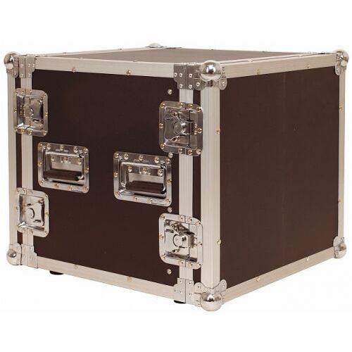 Rockcase rc-24110-b professional flight case rack 10u