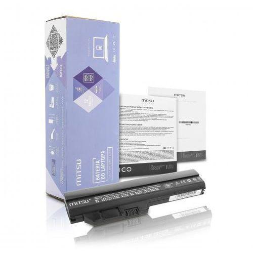 akumulator / Nowa bateria Mitsu do laptopa HP COMPAQ Mini 311, 311C