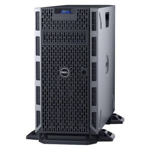 Serwer poweredge t330 w obudowie typu tower marki Dell