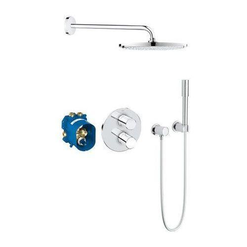 Grohe prysznicowy zestaw podtynkowy termostatyczny grohtherm 3000 34630000