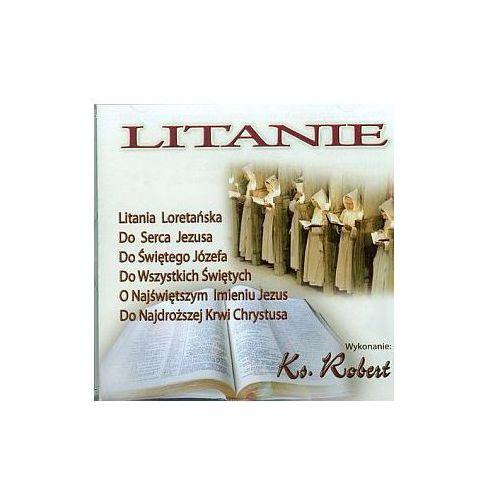 Litanie Ks. Robert - CD