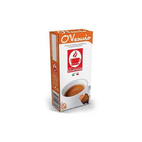 Kapsułki do Nespresso* WEZUWIUSZ/O'VESUVIO 10 kapsułek - do 12% rabatu przy większych zakupach oraz darmowa dostawa, CB-NSP-VESUVIO_-010A