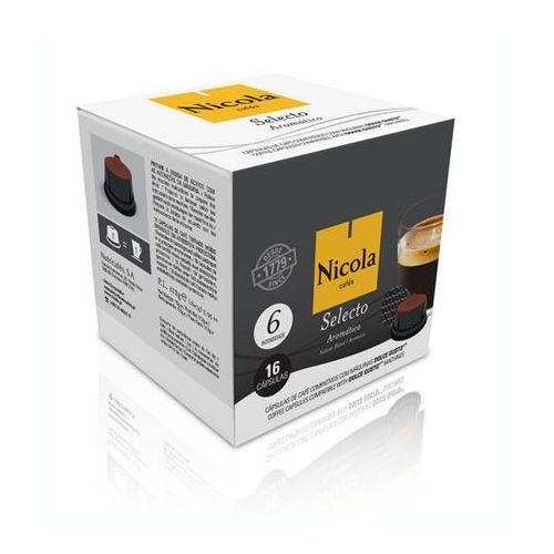 Portugalska kawa rossio w kapsułkach dolce gusto 16 szt marki Nicola