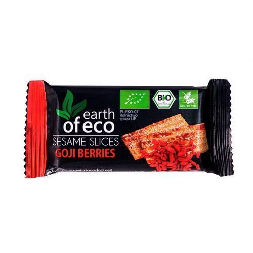 SEZAMKI Z JAGODAMI GOJI BIO 18g - EARTH OF ECO, 5907751601447