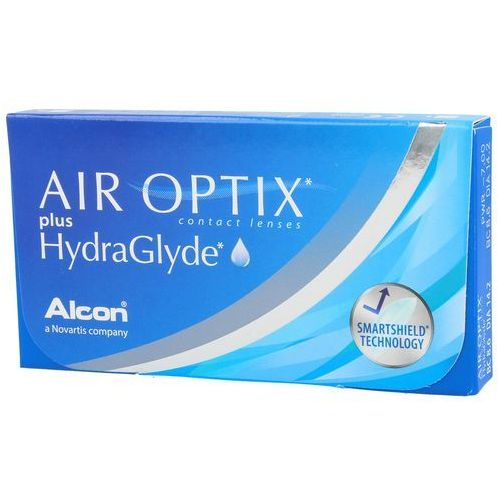 Alcon Air optix plus hydraglyde 3 szt. (8717185941050)