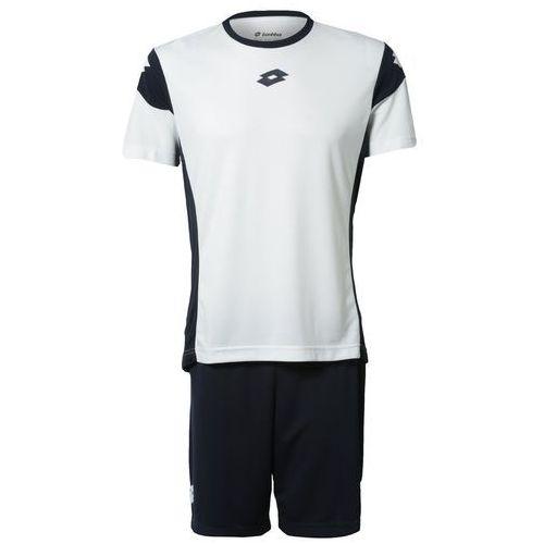 Lotto KIT STARS EVO Dres white/navy - produkt z kategorii- dresy męskie komplety